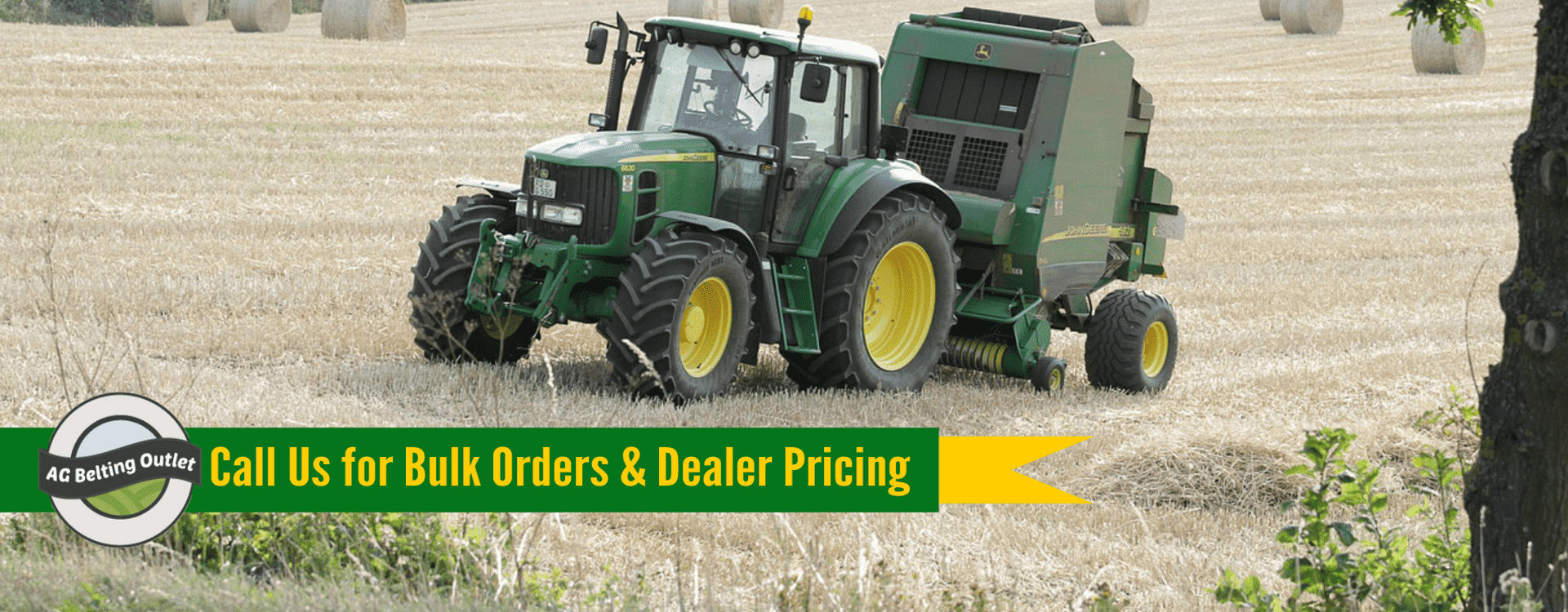 Baler Belts For Sale | John Deere, Vermeer, Hay & Round Baler Belts